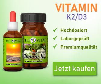 ECHT VITAL Vitamin K2/D3 - Starterpaket